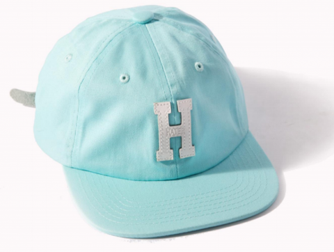 Varsity Team Strapback - Light Cyan