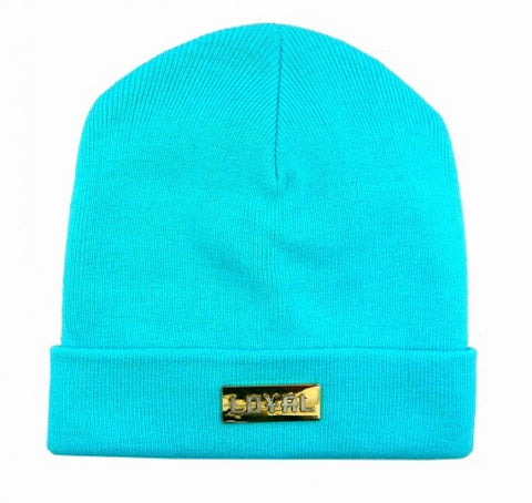 Loyal Beanie - Teal