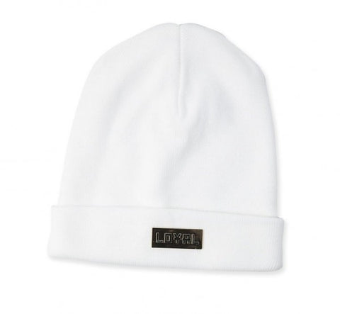 Loyal Beanie - White