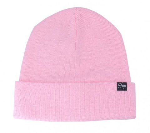 Basic Beanie - Pink hater
