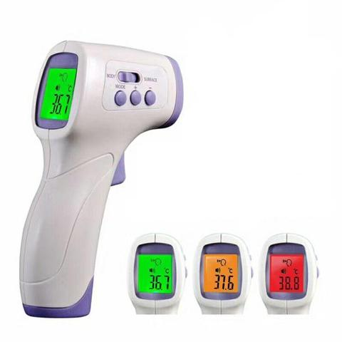 #1 No-Contact Multi-Functional Infrared Digital Thermometer
