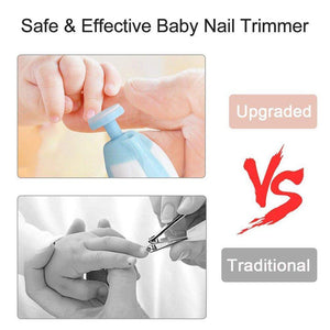 BabySafe Nail Trimmer Set