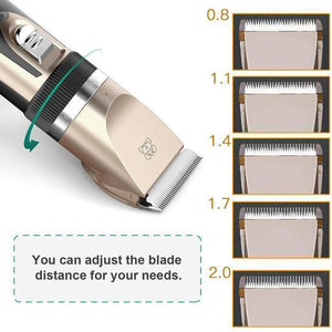 Stock Clearance Sales ! Low Noise Pet Hair Clipper