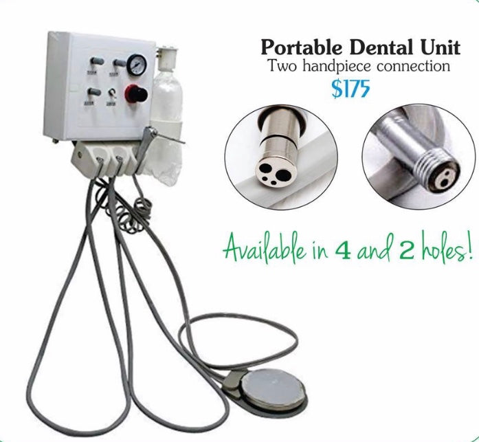 Portable Dental Turbine