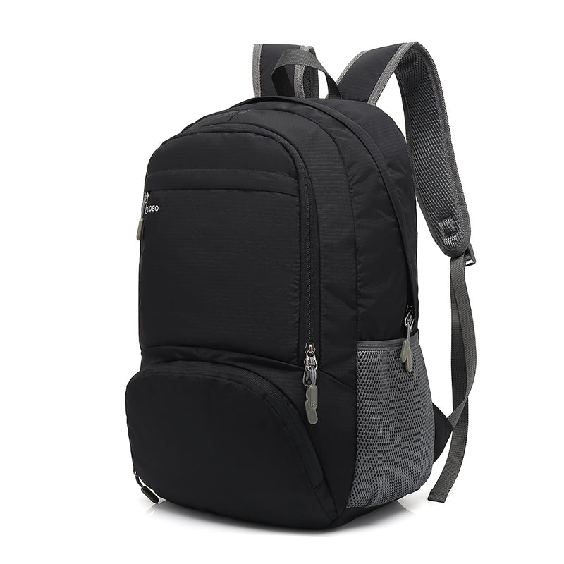Mochila Plegable Semimpermeable Para Portátil 15.6"