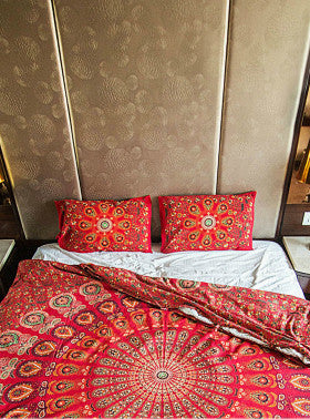 Brahma Mandala Bedding Decor Set