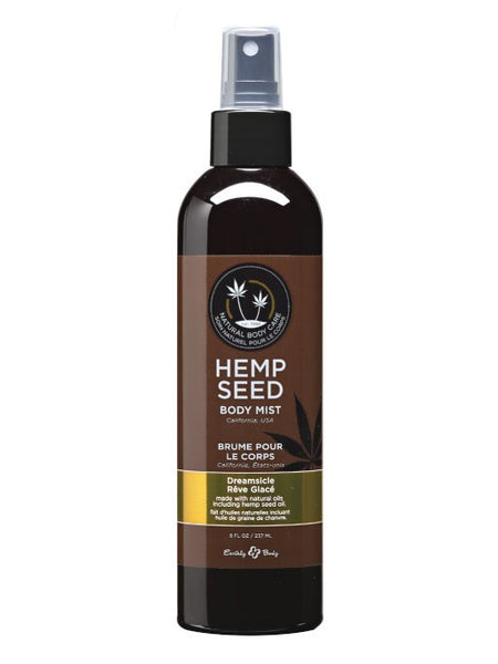 Earthly Body Dreamsicle Hemp Seed Body Mist