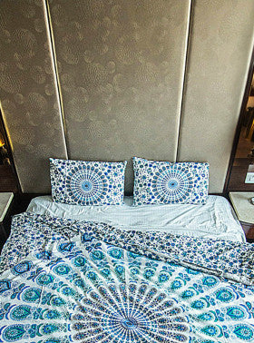 Ganga Mandala Bedding Decor Set