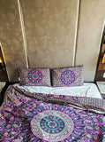 Ghoomar Mandala Bedding Decor Set