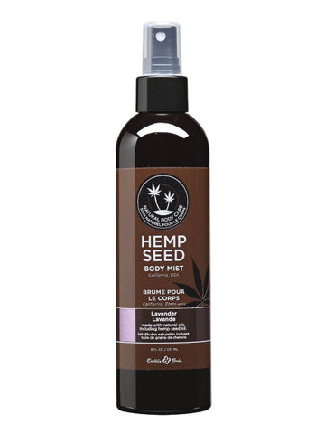 Earthly Body Lavender Hemp Seed Body Mist