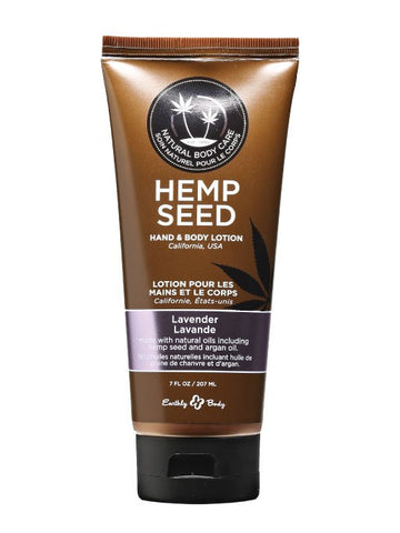 Earthly Body Lavender Hemp Seed Velvet Lotion - HypeGirls