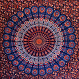 Shakti Mandala Wall Throw - HypeGirls