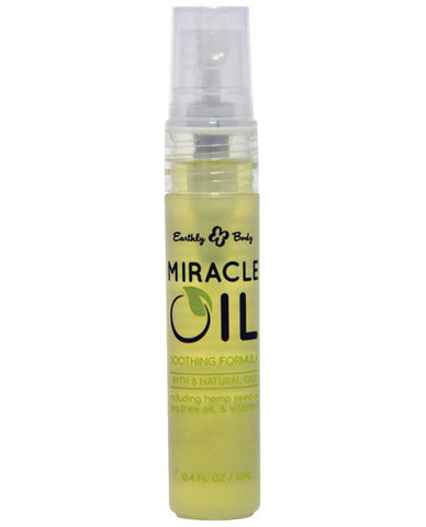 Earthly Body Miracle Oil Mini Spray