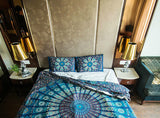 Vishnu Mandala Bedding Decor Set