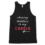 Chasing Toddlers is My Cardio