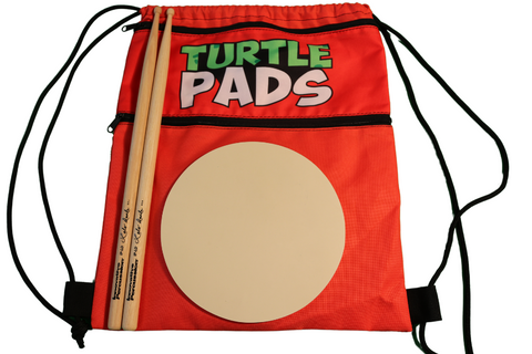 Image of Turtle Pad kit w/ IP-Lalo Davila drumsticks