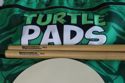 Image of Turtle Pad Kit w/ IP-FS2 Drumsticks
