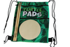 Turtle Pad kit w/ IP-Lalo Davila drumsticks