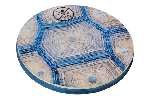 Image of Galapagos Pad - Blue Shell