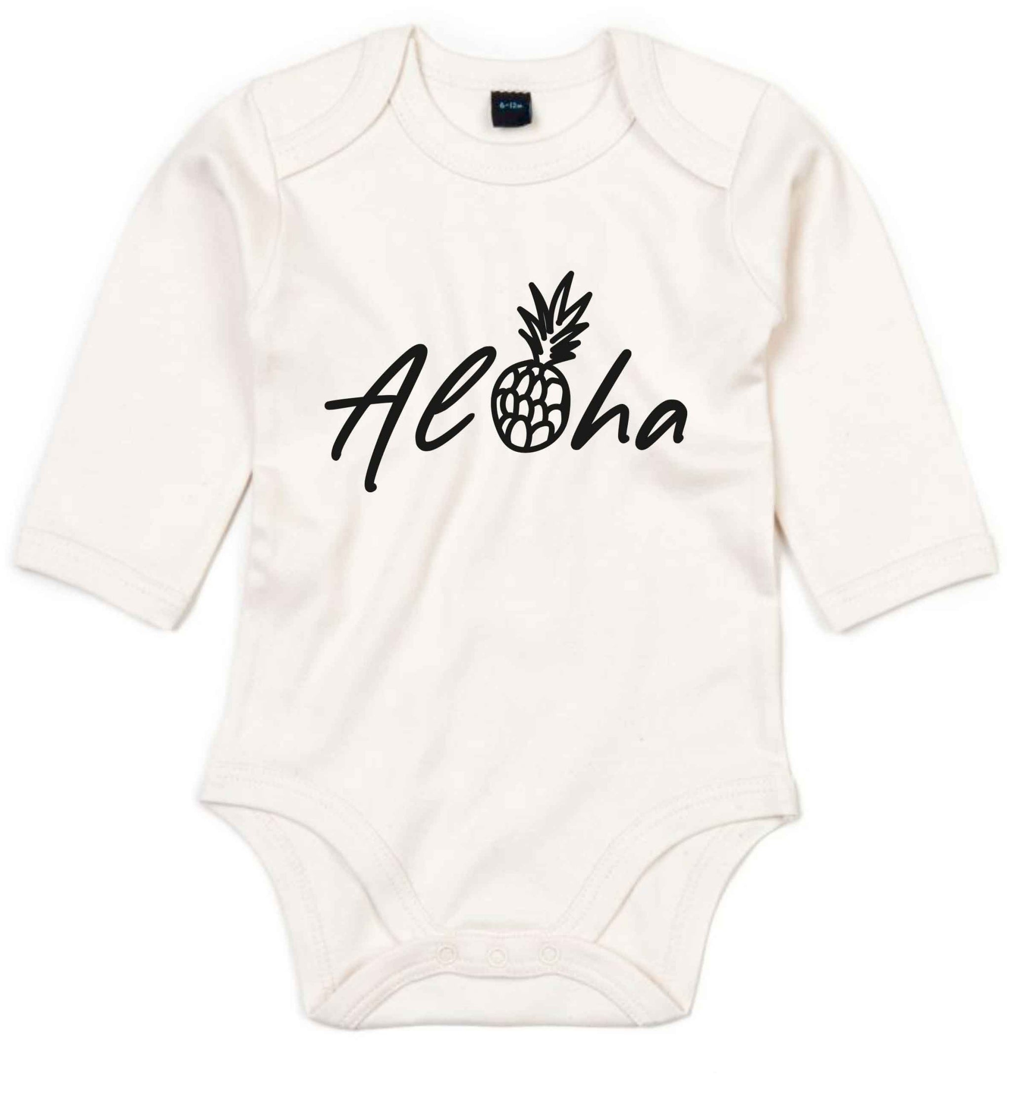 Aloha Baby Long-Sleeved Body