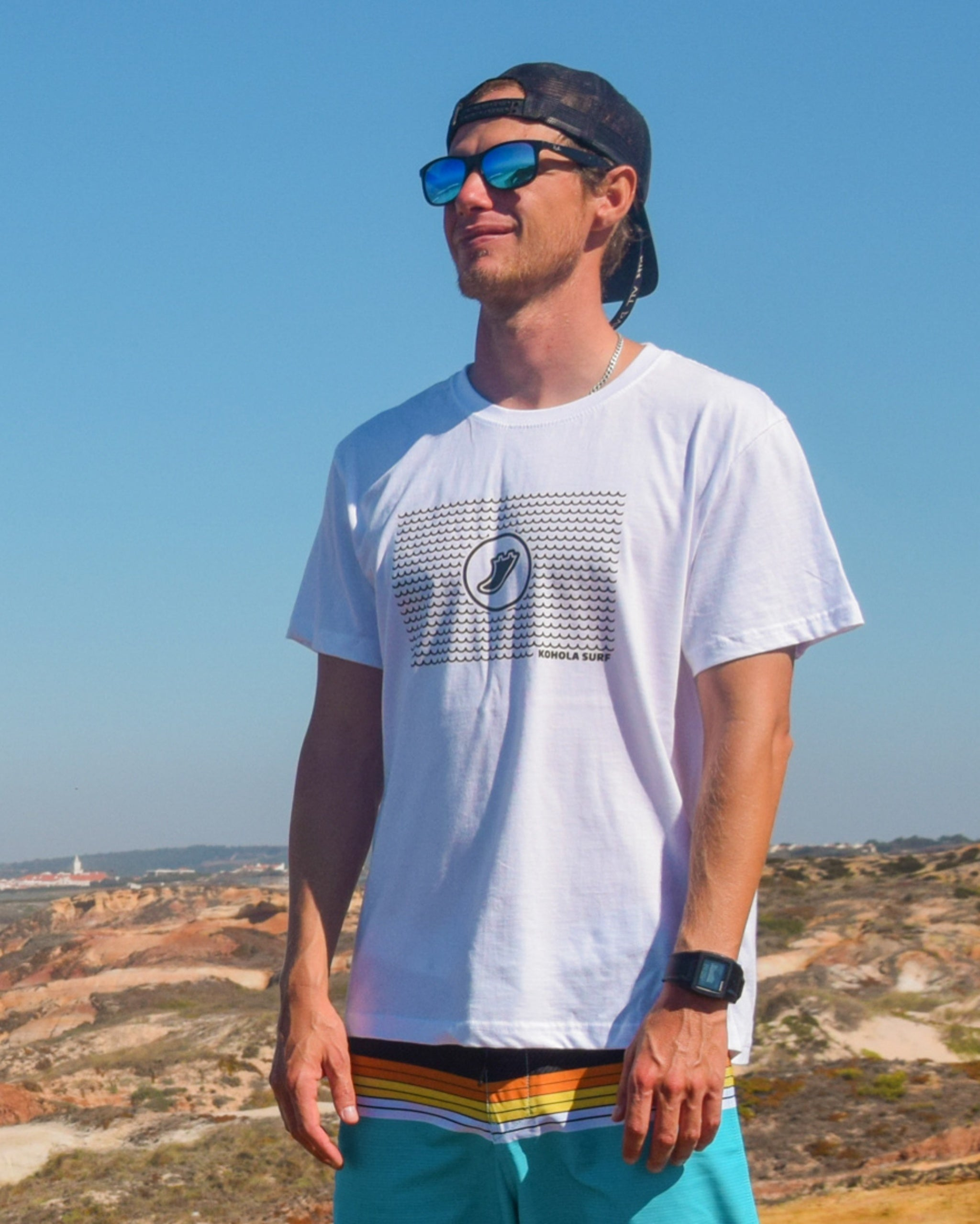 Endless Wave Man Tee