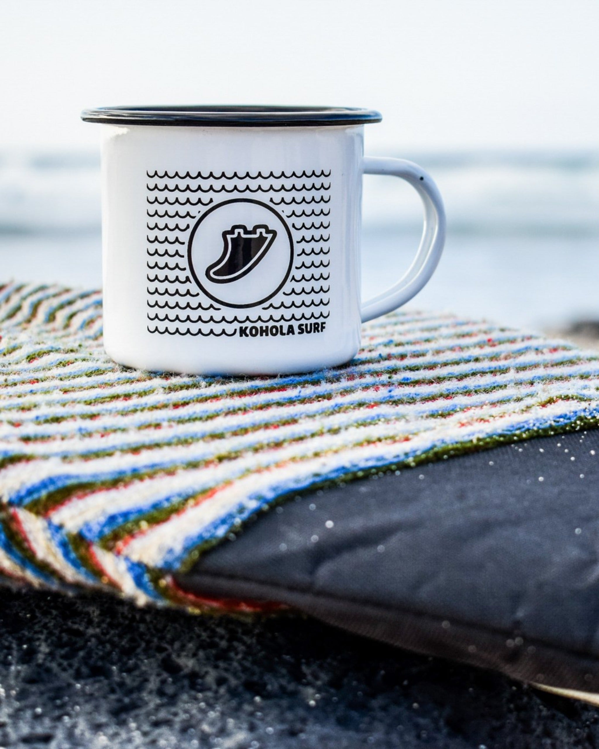 Endless Wave Coffee Mug