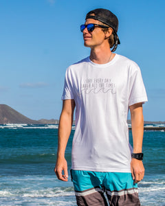 Surf Every Day Man Tee