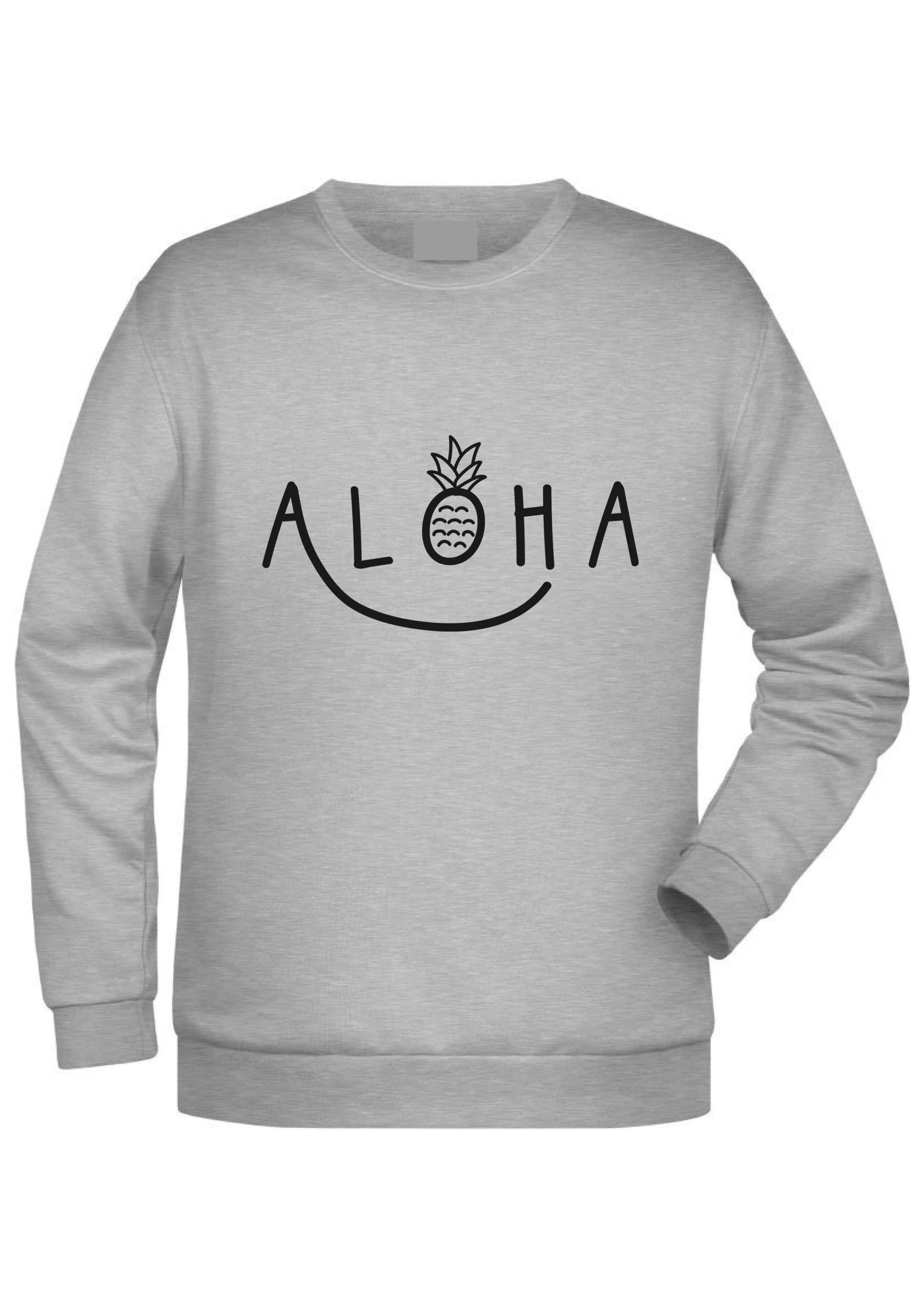 Aloha Smile Unisex Sweater