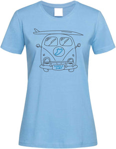 Surf Van Woman Tee