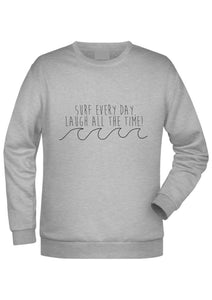 Surf Every Day Unisex Sweater