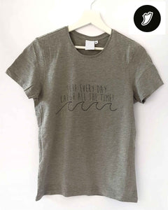 Surf Every Day Woman Tee