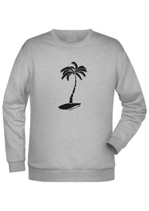 Tropic Palm Unisex Sweatshirt