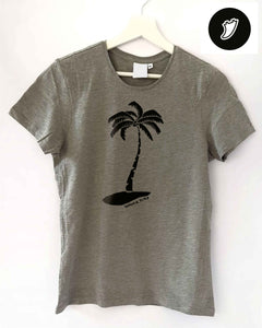 Tropic Palm Woman Tee