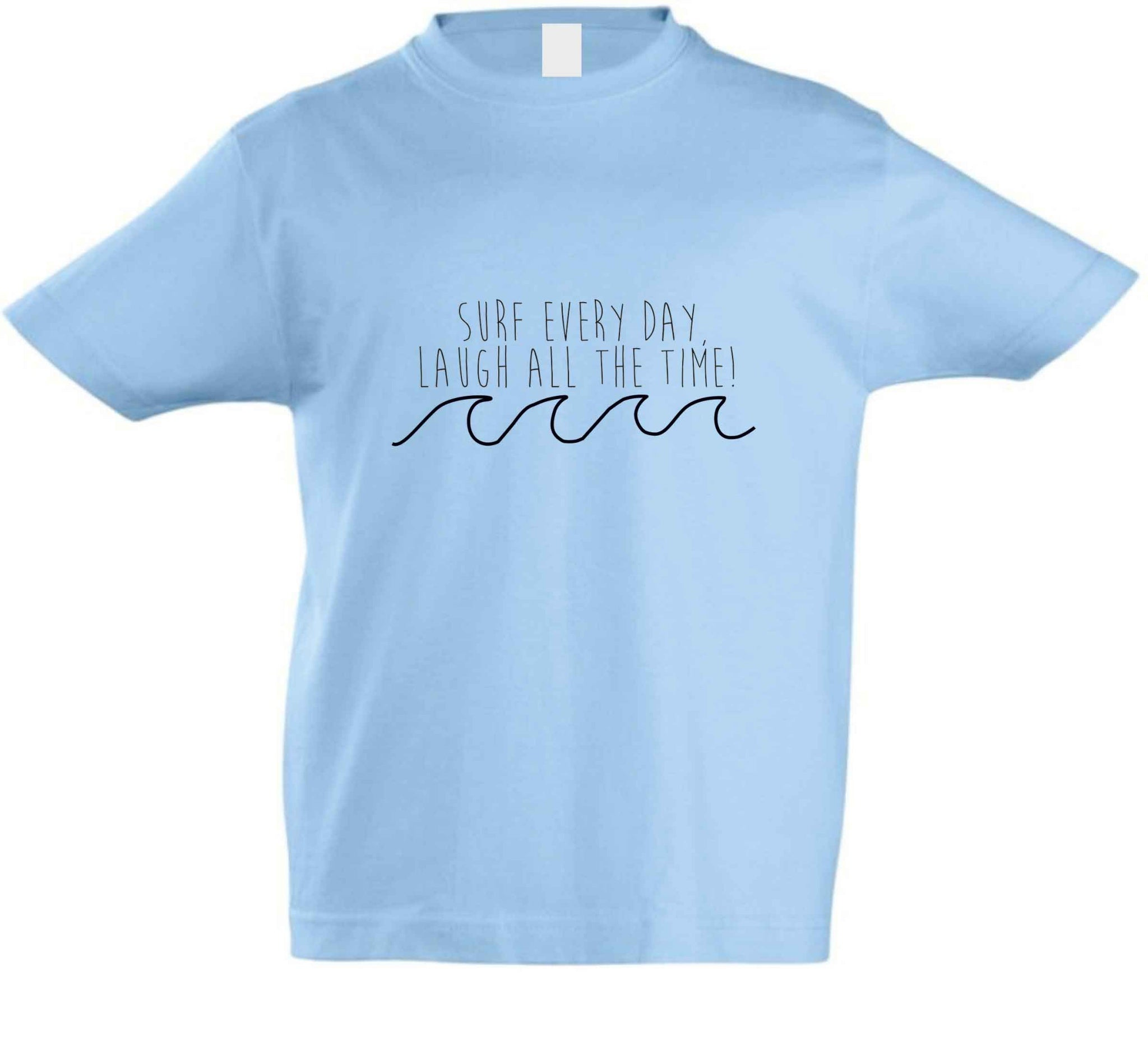 Surf Every Day Kids Tee