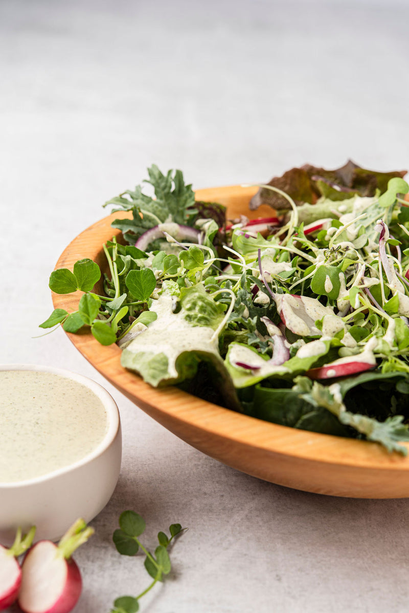 Vegan Hemp Heart Ranch Dressing