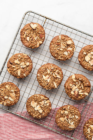 Flaxseed Breakfast Cookies