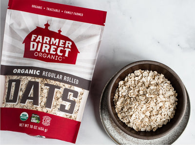 Organic Regular Rolled Oats