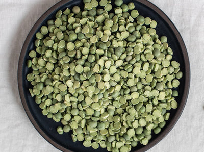 Organic Split Green Peas