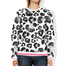 Load image into Gallery viewer, Oversized Leopard - Monol/Pink