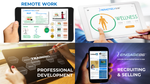 TalentlyMe Remote Worker Employee Engagement, Wellness and Professional Development Platform