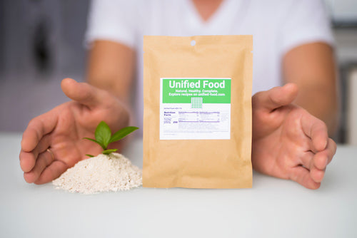 Unified Food (u-food), 1 pouch (60 grams, 250 Calories)