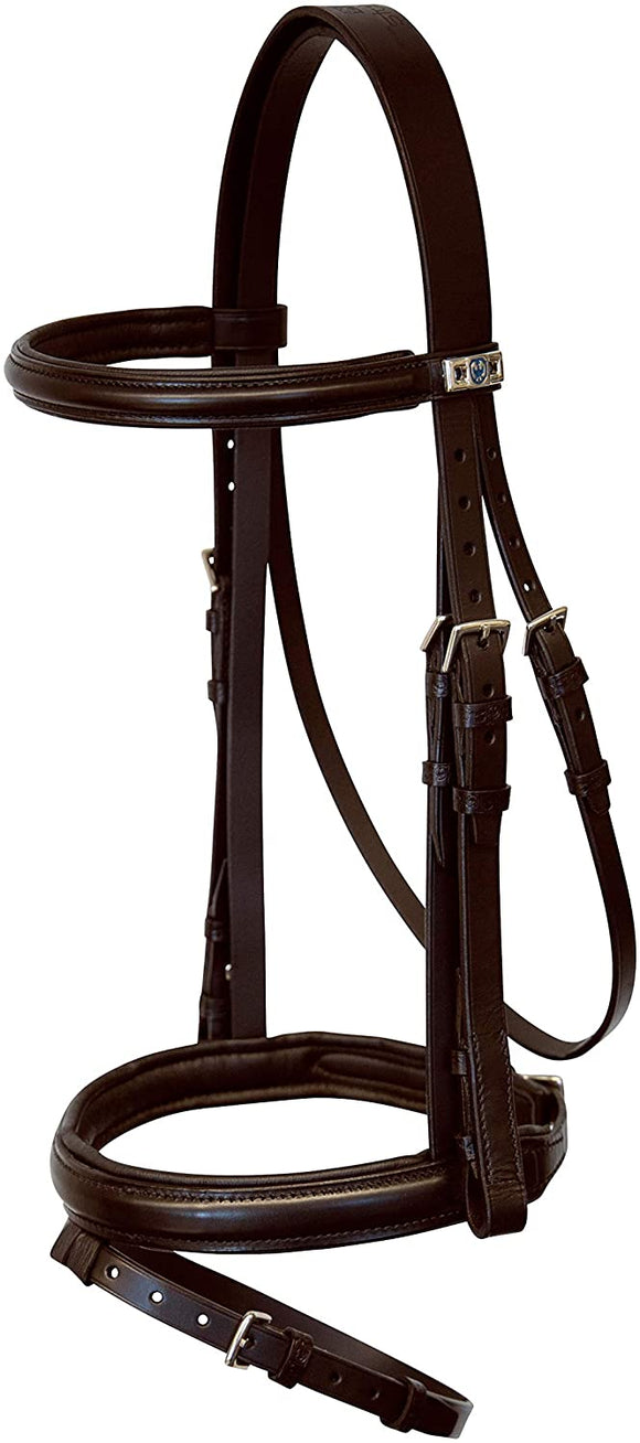 Stubben Waterford DR 1001 Snaffle Bridle