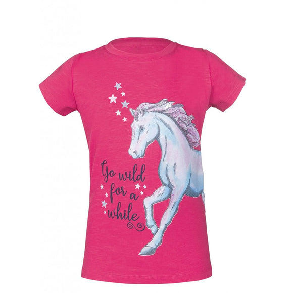 HKM Strawberry Ice- Art T-Shirt For Australian Equestrian