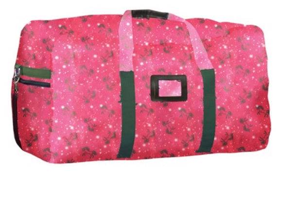 Pink Unicorn Luggage Bag Bambino