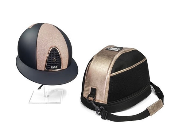 Kep Helmet Bag - Rose Gold
