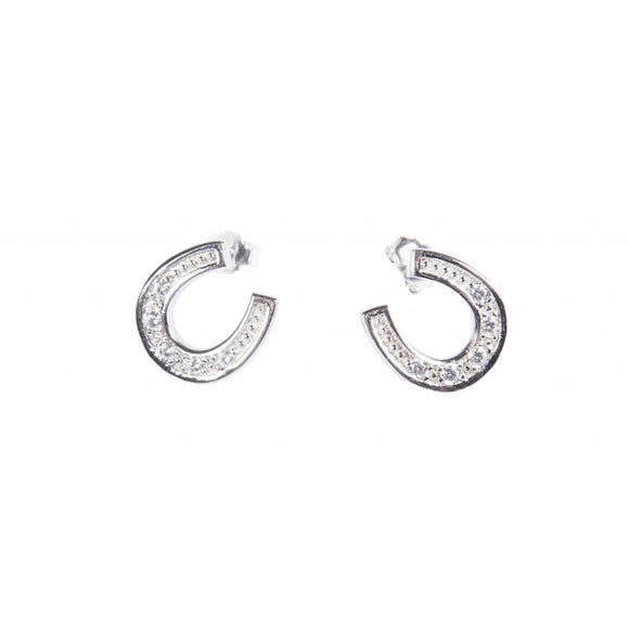 HKM Horseshoe Earrings