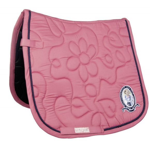 HKM Santa Fe Pony GP Raspberry Saddle Cloth