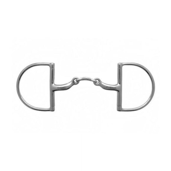Anatomic D-Ring Bit double broken
