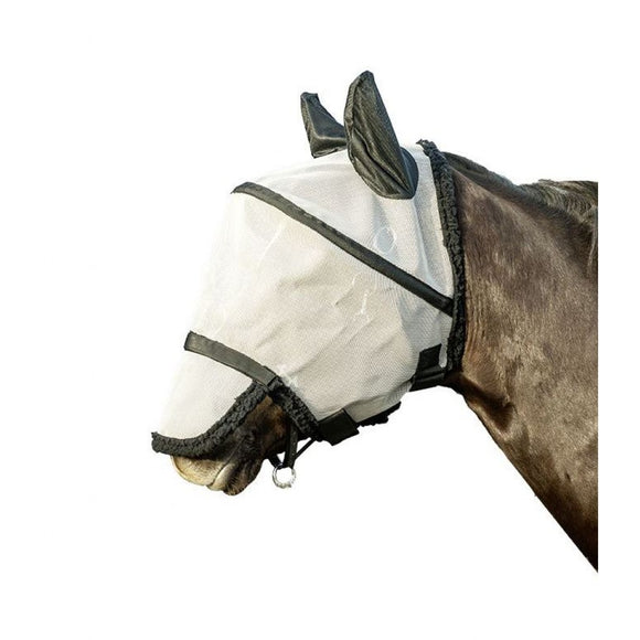 HKM Anti Fly Mask w/ Nose Protection