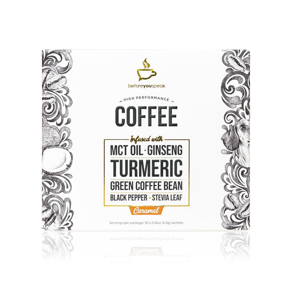 Caramel - High Performance Coffee